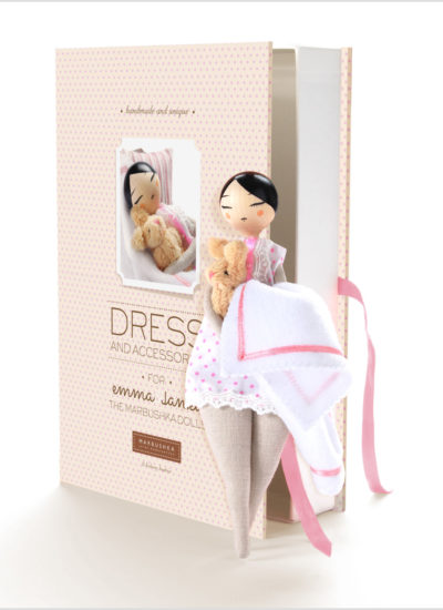 Sleeping Set (Doll sold seperately)