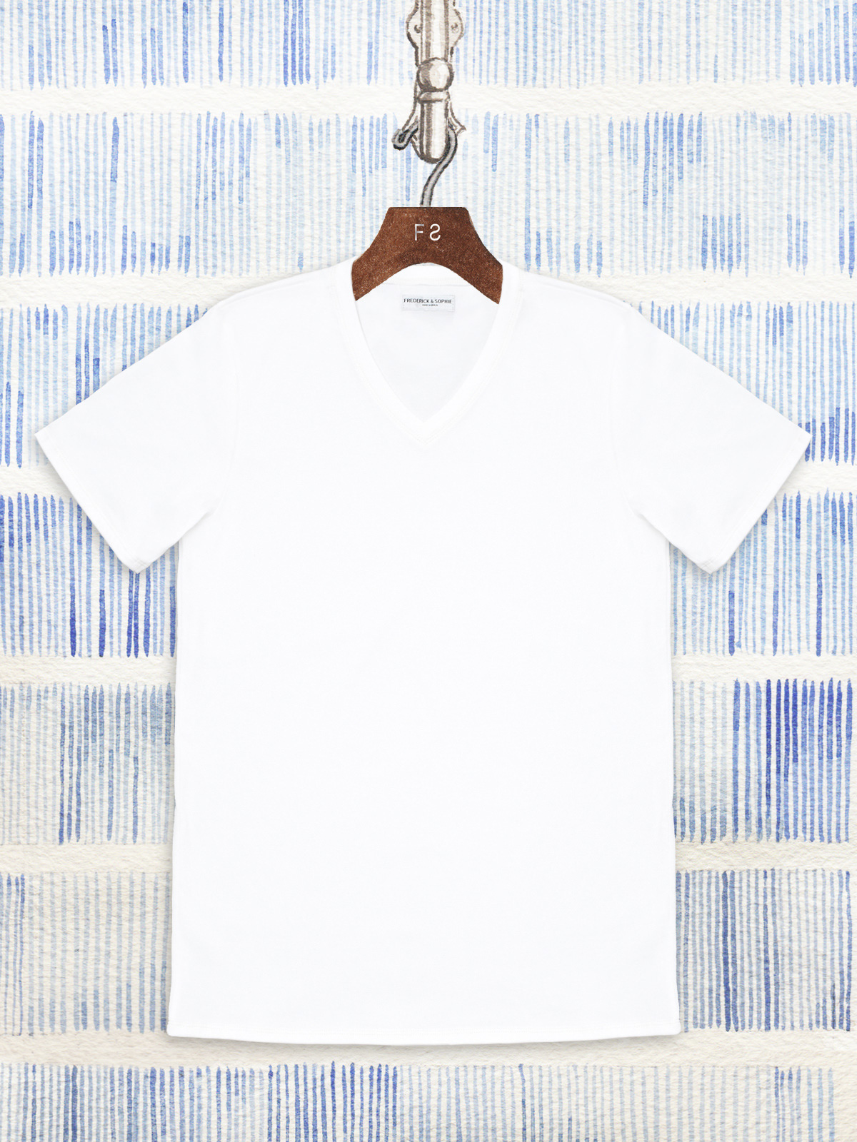 frederickandsophie-the_closet-george-tshirt-white