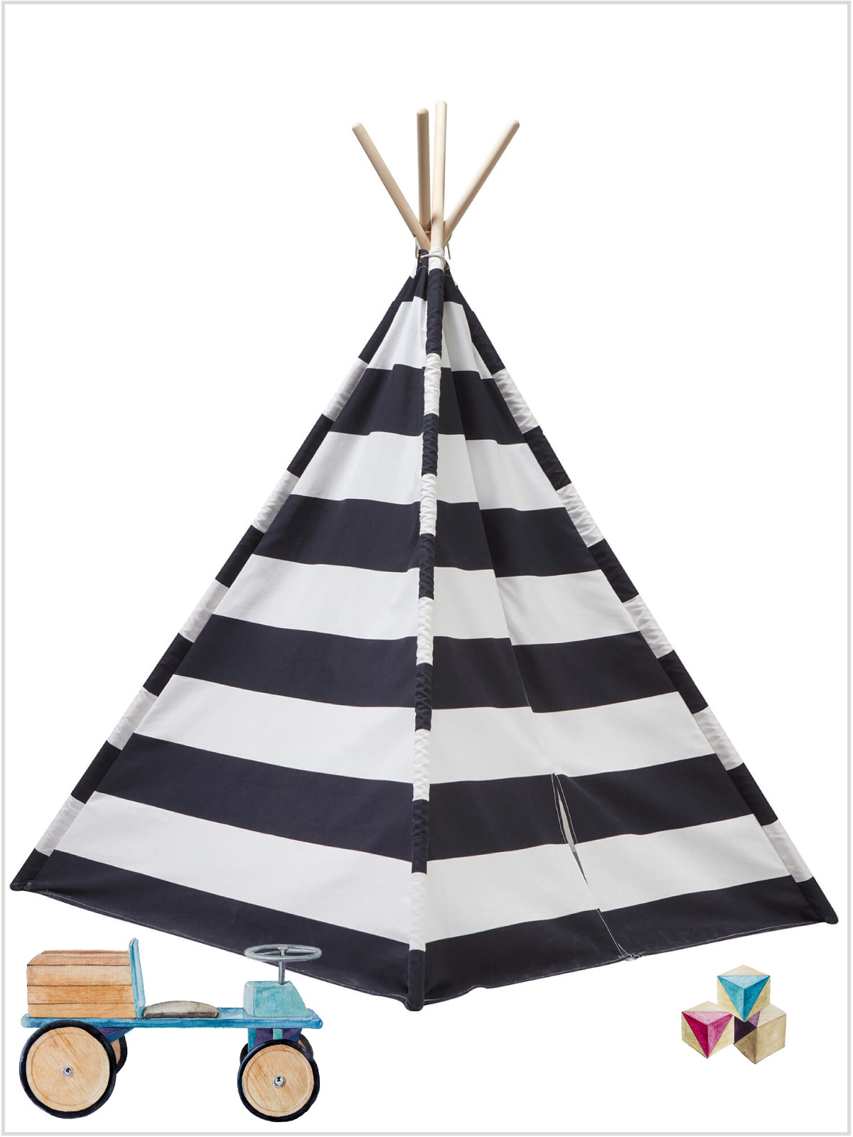 frederickandsophie-toys-kidsconcept-teepee-tent