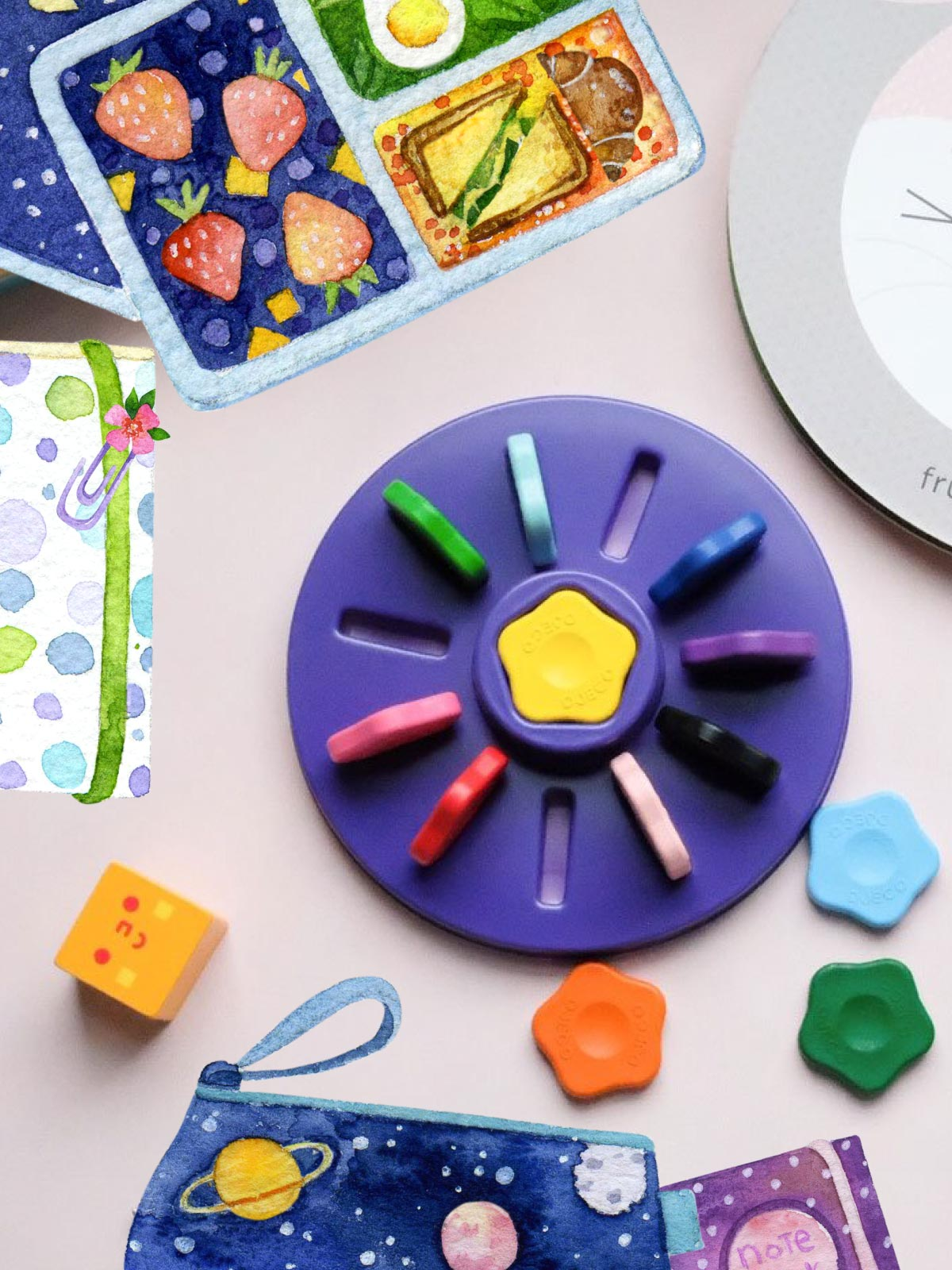 frederickandsophie-kids-toys-djeco-artist-kit-coloring-crayons-arts-crafts-play